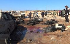 Welcome To Jeffade's Blog: Suicide bomber kills 51 near Syria town taken from...
