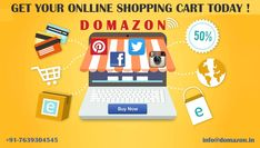 http://domazon.in/e-commerce-website-development-company.html  Domazon - India's Top Ranked Shopping Cart e-Commerce Website, Shopping Cart and Online B2B - B2C Marketplace Portals Development Company in Erode, Tamil Nadu. We are one of the Proven Ecommerce Website Development Company who offers custom design and development solutions like E-commerce Shopping Cart, E-commerce Website Design, B2B and B2C Portal Development, E-commerce Maintenance and Support, Online Stores etc., We develop…