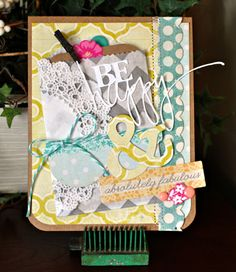 January CARDS Blog Challenge Gallery