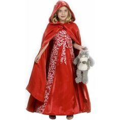 Red Riding Hood Child Costume