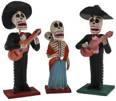 Day of the Dead Figures for under $20!