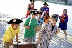 Take a Pirate Adventure Cruise at Walt Disney World