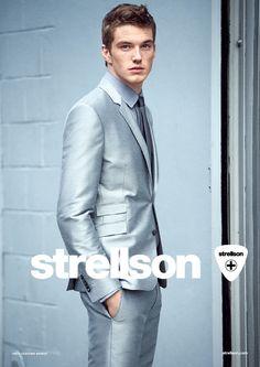 The Strellson Premium Spring/Summer 2015