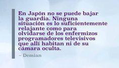 Cámara oculta: Japón wins - BENALMADELMAN