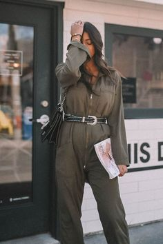 How To Wear The Jumpsuit