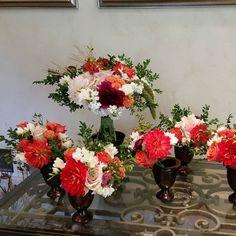 Bouquets, prewrap