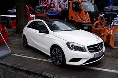 Mercedes-Benz A-Klasse W176