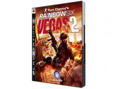 Tom Clancys Rainbow Six Vegas 2 para PS3 - Ubisoft