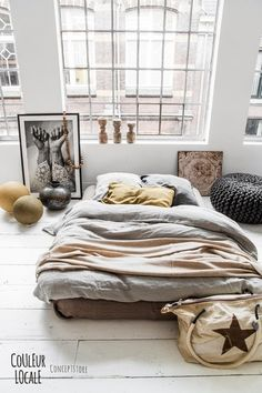 My future appartment's bedroom could look like this.