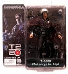 Name: T-1000 Action Figure [Terminator 2: Judgement Day] Manufacturer: NECA Toys Series: Terminator  Release Date: June 2011 For ages: 4 and up