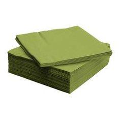 1.99€ Decora tu mesa con servilletas y servilleteros de IKEA - IKEA