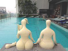 Review of the Hilton Sukhumvit Bangkok Hotel in Thailand by Wilson Travel Blog Us Travel, Family Travel, Conrad Hotel, Bangkok Hotel, Hotel Reviews, Adventure Travel, Thailand, Around The Worlds, Blog