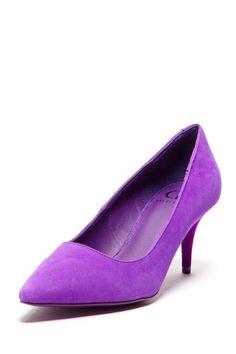 Kelsi Dagger Erna-K Pointed Toe Pump by Dress To Impress on @HauteLook