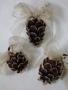 french beaded flowers - Google Search