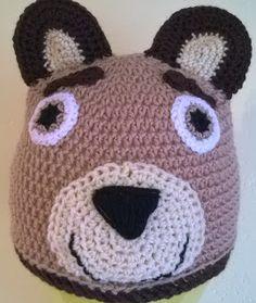 Capitan Uncinetto: Cappello orsetto