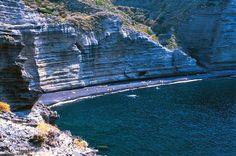 Coastline Salina, Italy