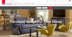 The 6 Best Furniture Rental Companies: Cort Furniture Outlet, Discount Furniture, Online Furniture, Cool Furniture, Apartment Guide, Furniture Packages, Affordable Furniture, Small Space Living, Furniture Companies