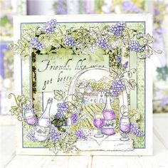 Heartfelt Creations Italiana Riviera Collection - Includes 2 Dies, 12x12 Paper Collection and 2 Cling Stamp Sets (354069) | Create and Craft