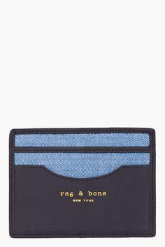 Rag & Bone Cardholder.