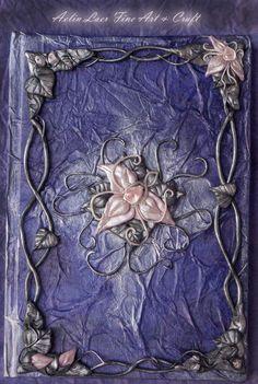 Flower dreams notebook by Gwillieth.deviantart.com on @deviantART