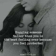 Hugging Someone Taller Than You - https://themindsjournal.com/hugging-someone-taller/