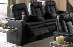 The Bellagio Back Row comes in a straight row configuration and eliminates the need for expensive risers.