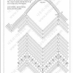 Crochet Bag With String Thread Crochet Bag Tutorials, Crochet Purse Patterns, Granny Square Crochet Pattern, Crochet Diagram, Crochet Chart, Crochet Motif, Crochet Stitches, Crochet Beach Bags, Crochet Market Bag
