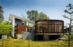 Casa Screen / K2LD Architects