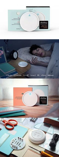 Other Sleeping Aids: Dodow - More Than 60.000 Users Are Falling Asleep Faster With Dodow -> BUY IT NOW ONLY: $68.87 on eBay!