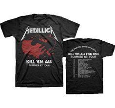 T-shirt Metallica Kill Em All