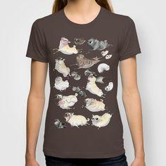Pugs on the Run! T-shirt