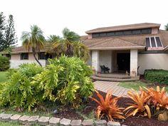 Waterfront Home Sold in Palmetto Bay - Debra Wellins Real Estate: Pinecrest Coral Gables Coconut Grove Palmetto Bay, Coconut Grove, Backyard, Patio, Residential Real Estate, Coral Gables, Waterfront Homes, Acre, Condo