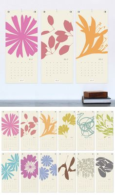 http://papercrave.com/2011-calendar-designs-part-6/