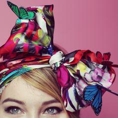 "@Tiboudnez creation on Instagram. Repost to win ""Curitiba"" silk scarf! #LacroixKnots"