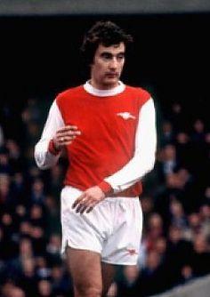Alan Hudson Arsenal 1978