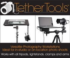 How do you tether your Apple iPad to your Nikon, Canon or any DSLR camera for photography | Tether Talk