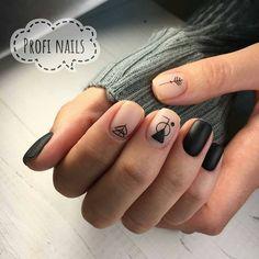 12.8 тыс. отметок «Нравится», 51 комментариев — Идеи маникюра💅 (@idei_dizaina_nogtey) в Instagram: «@idei_dizaina_nogtey 1 2 3 4 5 ? Какой нравится вам? Девочки, не забывайте ставить лайк💋и…» Soft Nails, Simple Nails, Cute Nails, Pretty Nails, Indian Nails, Mens Nails, Purple Acrylic Nails, Romantic Nails, Nails Only