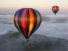 Hot Air Balloon Ride - Del Mar, CA