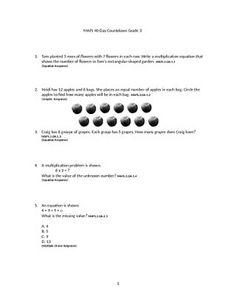 countdown grade 6 solutions pdf