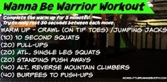 Want to train like an America Ninja Warrior? Try this Ninja Warrior Workout! Ninja Training, Muscle Training, America Ninja Warrior, Cardio, Warrior Workout, Running Buddies, Kickboxing, Weight Loss Motivation, Get Healthy