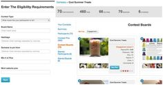 Host Pinterest Contests and Promotions With Pinfluencer