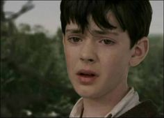 edmund - just look at that beautiful emotion. I think that Skander and Georgie are the best actors out of the 4 Pevensie actors!