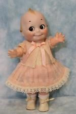 "13"" 1913 Antique German Bisque Kestner Kewpie Doll Glass Eyed Googly Compo.Body!"