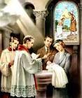 BAUTISMO: Es el sacramento que nos hace Hijos de Dios, miembros de la Iglesia y nos limpia el pecado original.  Tipos de Bautismo: ·Agua: Este bautismo es el que conocemos, el que recibimos todos el día que nos bautizaron. Sin embargo, el bautismo de agua se clasifica de 2 maneras: Por aspersión(se derrama agua en la cabeza) y por sumersión(se sumerge al niño en el agua)  ·Sangre: se le aplica a los mártires. ·Deseo: personas que murieron con el deseo de ser bautizadas.