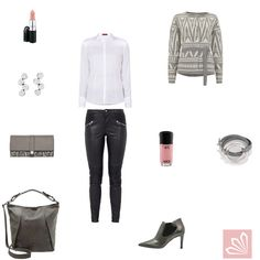 Casual Outfit: White Blouse & Ikat Jacket. Mehr zum Outfit unter: http://www.3compliments.de/outfit-2015-09-30