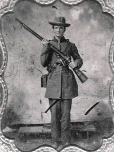 Sgt. Ralph S. Law, Company F, 12th Louisiana Infantry. He was mortally wounded at the Battle of Franklin, Tennessee on 30 November 1864 & died as a POW on 18 January 1865 in Nashville, Tennessee.