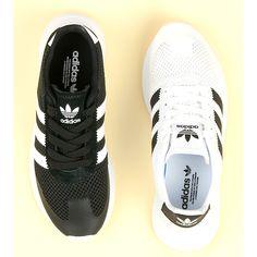 new product f8f51 d342b  Tenisówki  Damskie  Adidas  Białe  Adidas  Flb  W