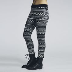 Silmät-leggingsit   Uhana Design