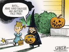 Funny Halloween Cartoons For A Crazy Laughing (7)