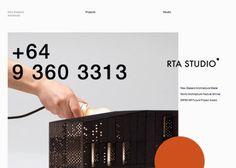 RTA Studio   CSS Website